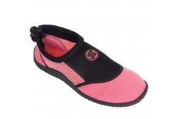 Dámské boty do vody Surf7 Slip on oranžové