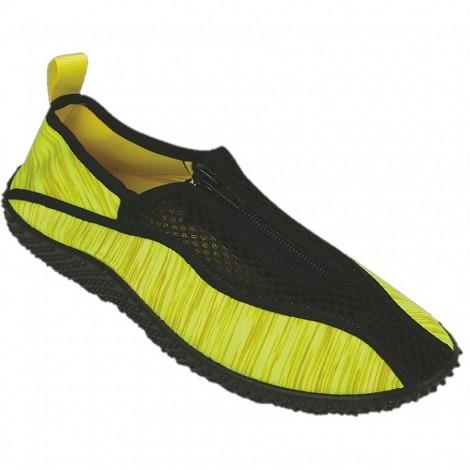 Dámské boty do vody Surf7 Active Zipper žluté