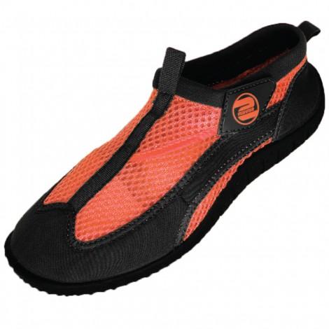 Dámské boty do vody Surf7 Velcro Mesh oranžové