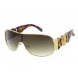 Sluneční brýle Zaqara Sofia hnědé