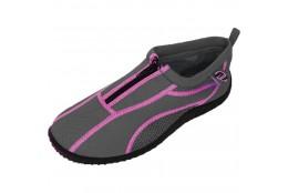 Dámské boty do vody Surf7 Zipper II. šedé