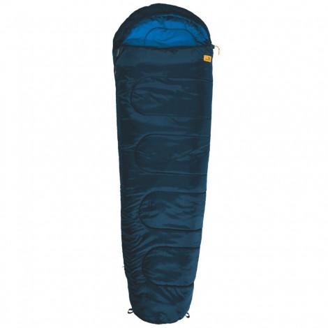Spací pytel Easy Camp Cosmos modrý mumiový - výprodej