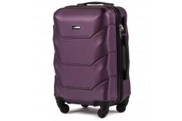 Cestovní kufr Wings Peacock fialový 36 l