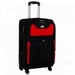 Cestovní kufr RGL Tamara červený L 33 l
