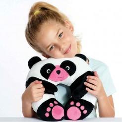 Dětský cestovní polštář na krk Travel Blue Chi Chi Panda