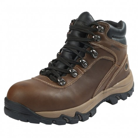 Pánské trekové boty Northside Apex Waterproof Kožené - kotníkové