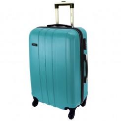Cestovní kufr RGL Nicol metalicky modrý XXL 92 l