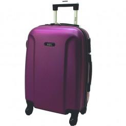 Cestovní kufr RGL Orlando švestková L 33 l