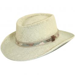 Pánský klobouk Scala Makawao zelený
