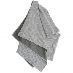 Chladící ručník Dry Drop šedý