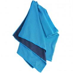 Chladící ručník Dry Drop modrý