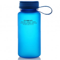 Láhev na pití Casno 400 ml modrá