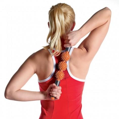 Masážní tyč Gaiam Point Massager