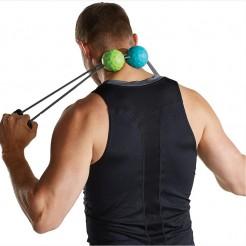 Masážní pás Gaiam Dual Trigger