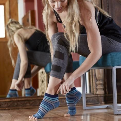 Ponožky na jógu Gaiam Skyline