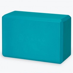 Blok na jógu Gaiam Blue