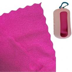 Chladící ručník Dry Drop Coolfca růžový