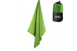 Cestovní rychleschnoucí ručník Dry Drop zelený