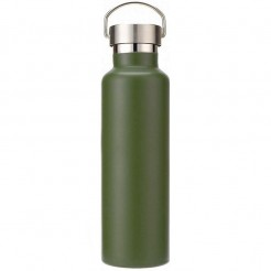 Termoláhev Hot Steal 600 ml zelená