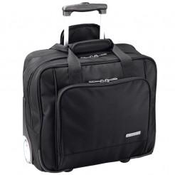Pilotní kufr na kolečkách D&N I. černý