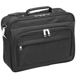 Taška přes rameno D&N Travel II. černá