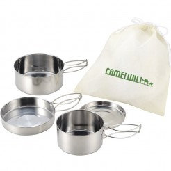 Outdoorové nádobí Campleader Camelwill 4