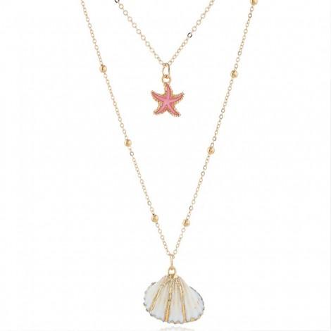 Řetízek na krk Zoloo Starfish