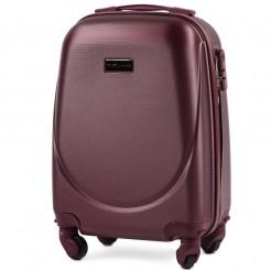 Cestovní kufr Wings Goose burgundský 27 l