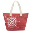 Plážová taška Cappelli Straworld Compass červená