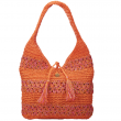 Plážová taška Cappelli Straworld Hobo oranžová