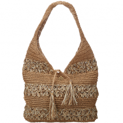 Plážová taška Cappelli Straworld Hobo béžová