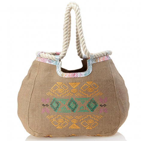 Plážová taška Kamin
