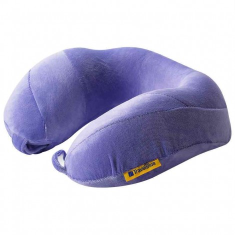Cestovní polštář na krk Travel Blue Tranquillitty Pillow fialový