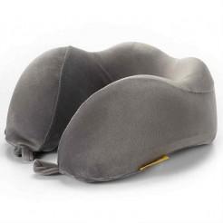 Cestovní polštář na krk Travel Blue Tranquillitty Pillow - Large šedý