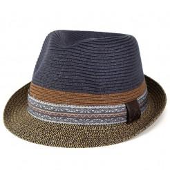 Pánský klobouk Santana Bliss modrý