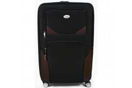 Cestovní kufr Laggy Costarica černý 67 l