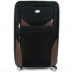 Cestovní kufr Laggy Costarica černý 94 l