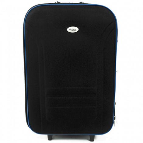 Cestovní kufr Laggy Malibu černý 44 l