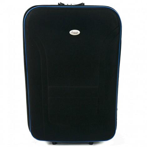 Cestovní kufr Laggy Malibu černý 67 l