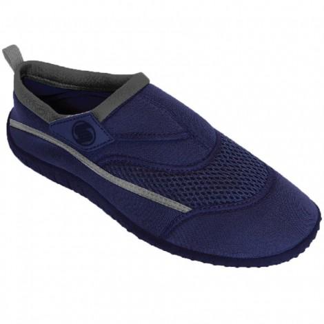 Pánské boty do vody Surf7 Velcro modré
