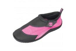 Dámské boty do vody Surf7 Velcro růžové