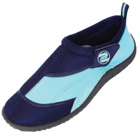 Dámské boty do vody Surf7 Velcro modré