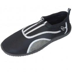 Pánské boty do vody Surf7 Zipper šedé