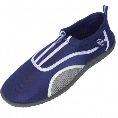 Pánské boty do vody Surf7 Zipper modré