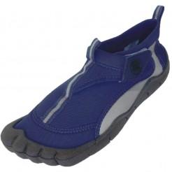 Pánské boty do vody Surf7 Velcro Toe modré