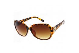 Sluneční brýle Zaqara Rosie černohnědé