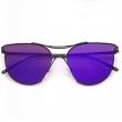 Sluneční brýle Zaqara Zoe fialové