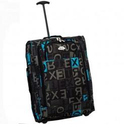 Cestovní batoh s kolečky RGL Erik modrý 37 l