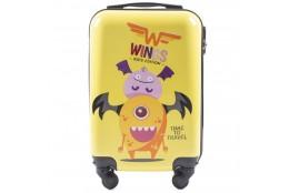 Dětský kufr Wings Jay Monster 25 l
