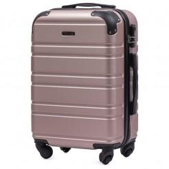 Cestovní kufr Wings Cuckoo champange 36 l
